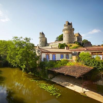 Apremont en Vendée