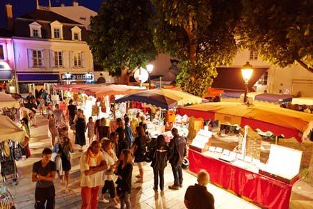 Marche nocturne St Gilles Croix de Vie